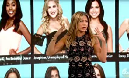 Jennifer Aniston Praises Nick, Makes Bold Bachelor Predictions