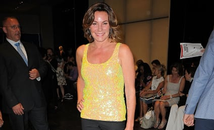 LuAnn de Lesseps: I Did Not Have Sex In Toilet Stall!