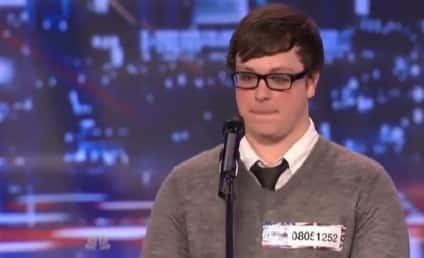 Jonathan Allen, Gay America's Got Talent Contestant, Earns Standing O