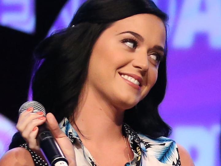 Katy Perry Eyes Roar