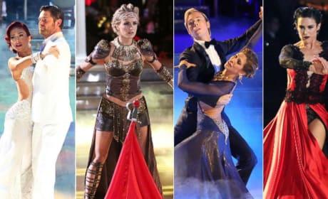 Dancing with the Stars Season 20 Top 4