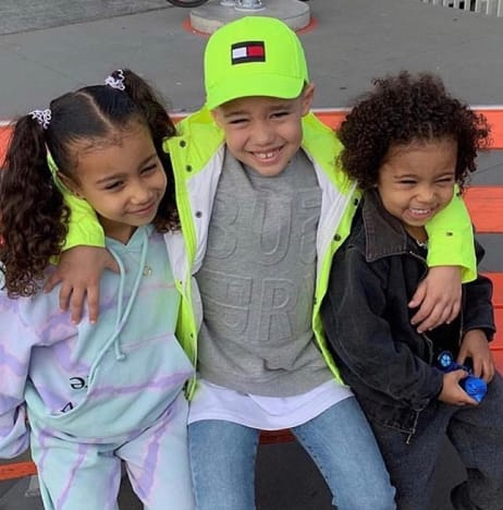 North West Play date