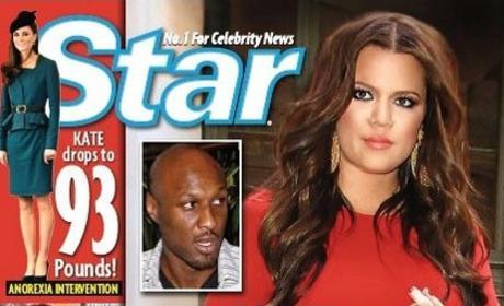 Khloe Kardashian Star Magazine Cover
