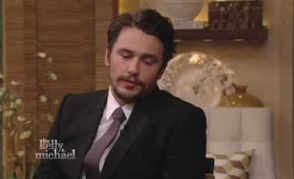 "James Franco Admits Instagram Hookup Attempt, Using ""Bad Judgment"""
