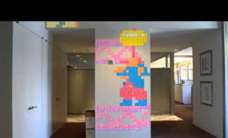 Post-It Note Video Games