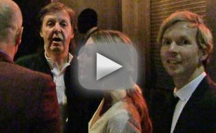 Paul McCartney Denied Entry to Tyga's Grammy Party, Hell Freezes Over