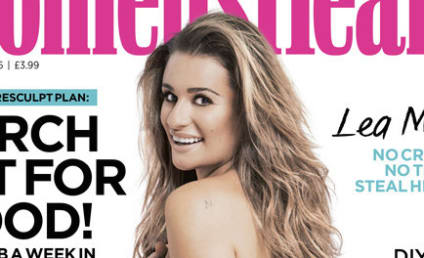 Lea Michele: Nude for Women's Health!