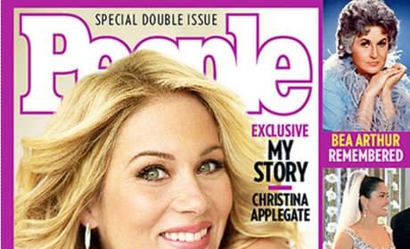 Christina Applegate People Cover
