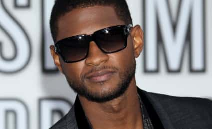 Usher Feels Pressure to Succeed Michael Jackson