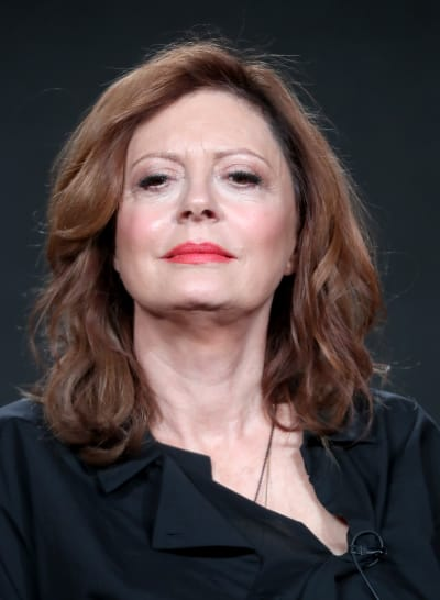 Susan Sarandon at the TCAs