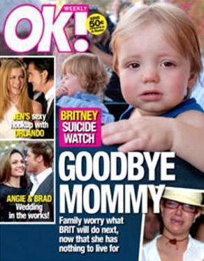Jayden James: Goodbye Mommy!