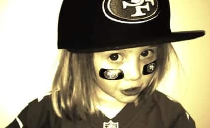 "Sarah Redden, Six-Year Old Rapper, Debuts ""Kaepfornia Gold"""