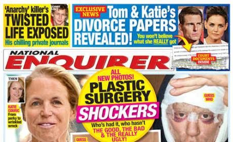 Plastic Surgery SHOCKERS!