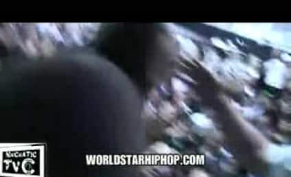 DMX Goes Insane, Starts Brawl at Charity Concert