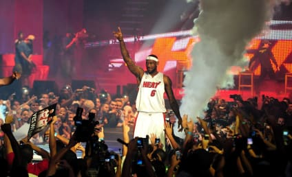 LeBron James to Haters: Your Life Still Sucks!