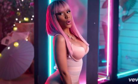 "Nicki Minaj - ""The Night Is Still Young"""