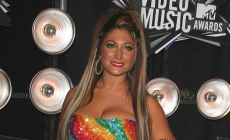 Which Jersey Shore star dressed best?
