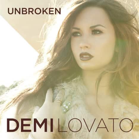 Demi Lovato Album Cover