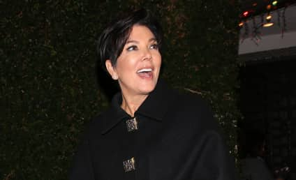 "Kris Jenner Promises ""Big"" Wedding for Kim Kardashian and Kanye West"