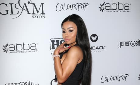 Blac Chyna: GLAM Beverly Hills Salon Grand Opening