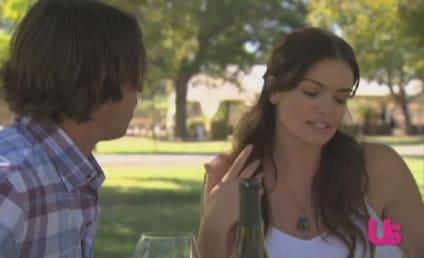 The Bachelor Sneak Peeks: Courtney Robertson Plans Faux Wedding With Ben Flajnik on Hometown Date