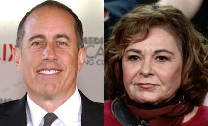 Jerry Seinfeld Actually Defends Roseanne Barr