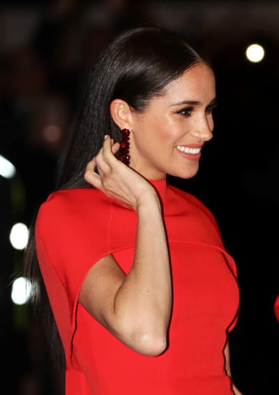 Meghan Markle In 2020