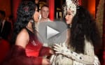 Cardi B ATTACKS Nicki Minaj! Watch the Crazy Footage!