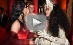 Cardi B ATTACKS Nicki Minaj! Watch the Crazy Footage!