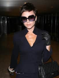Victoria Beckham Out and About