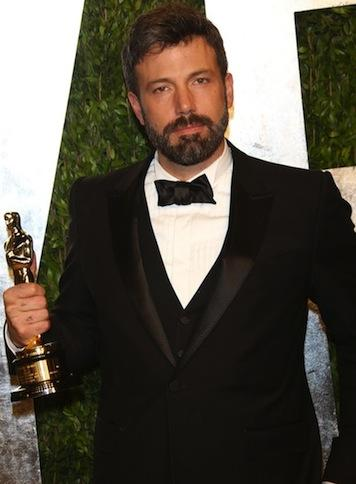 Ben Affleck with a Beard