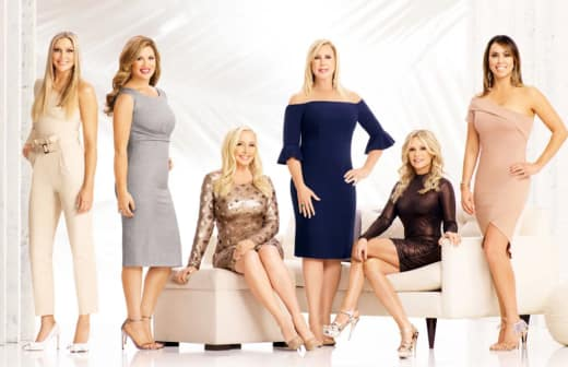 Lots of Real Housewives