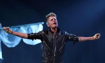 Justin Bieber in Las Vegas: Vomit-Free!