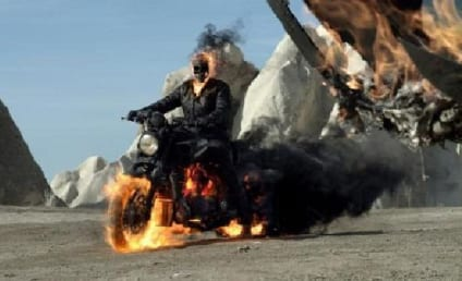 Nic Cage is Ghost Rider: Spirit of Vengeance Trailer Released