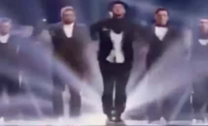 N Sync Reunion at MTV VMAs 2013: Watch Now!