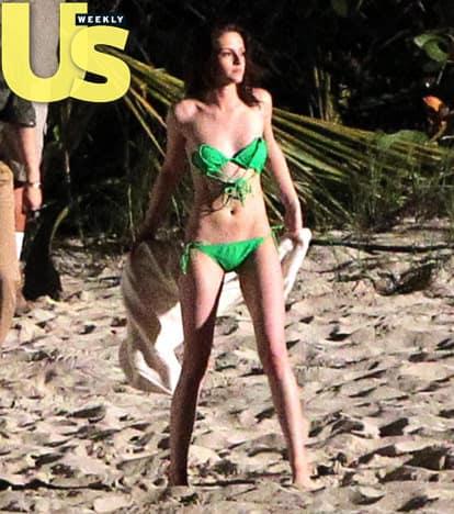 Kristen Stewert Bikini