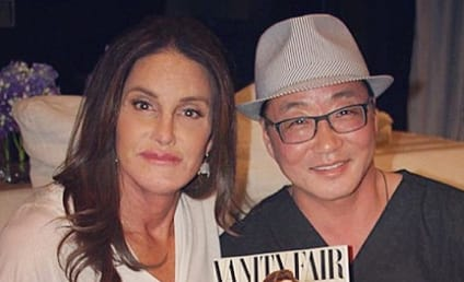Caitlyn Jenner Poses with Plastic Surgeon, Thanks Doctor Who Changed Her Life