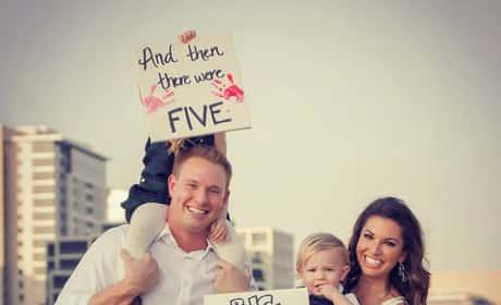 Melissa Rycroft Pregnancy Announcement