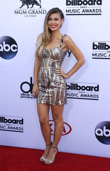 Britt Nilsson at Billboard Music Awards