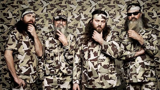 Duck Dynasty Season 4 Promo Pic