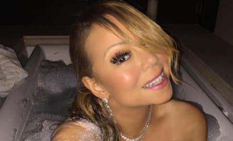 Mariah Carey Naked Photo