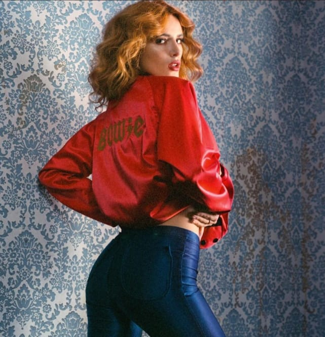 Bella Thorne Playboy Pic