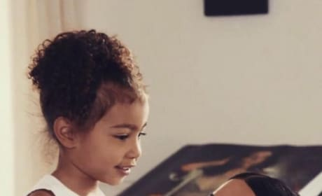 Kim Kardashian Responds to Outrage Over Putting North in a Corset!