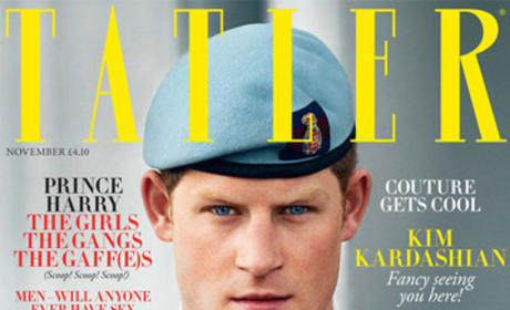 Prince Harry, Tatler Man of the Year