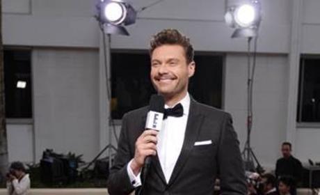 Ryan Seacrest  E! Live From the Red Carpet for the 73rd Annual Golden Globe Awards