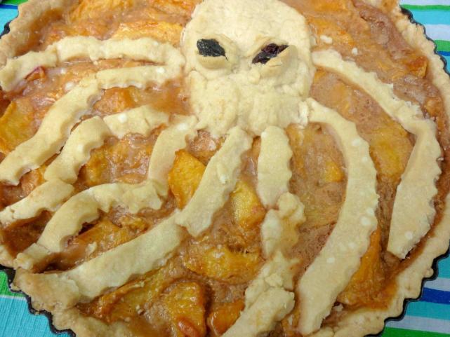 Sea Monster Pie