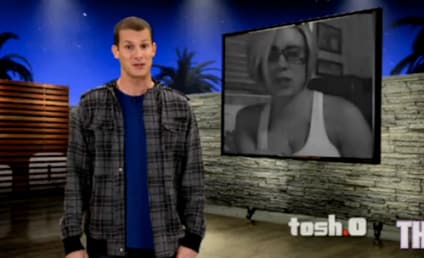 Daniel Tosh Interviews Casey Anthony