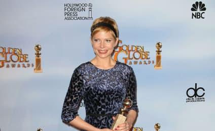 Golden Globe Fashion Face-Off: Michelle Williams vs. Heidi Klum