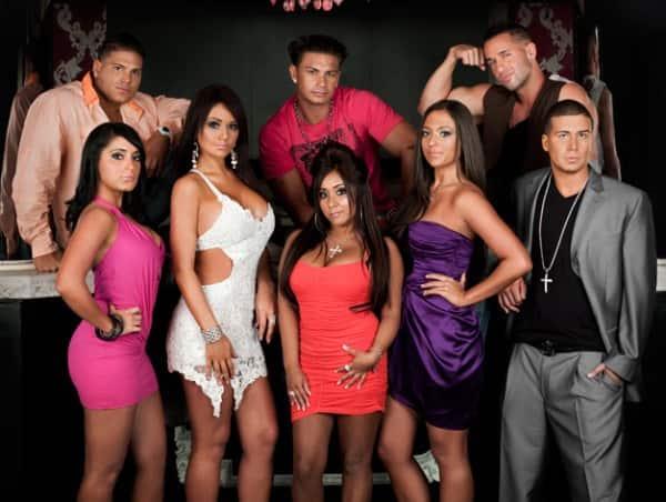 Season 2 Jersey Shore Cast