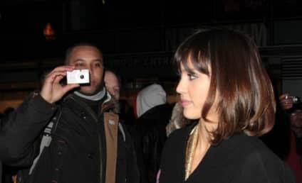 Hayden Panettiere, Jessica Alba at Inaugural Ball